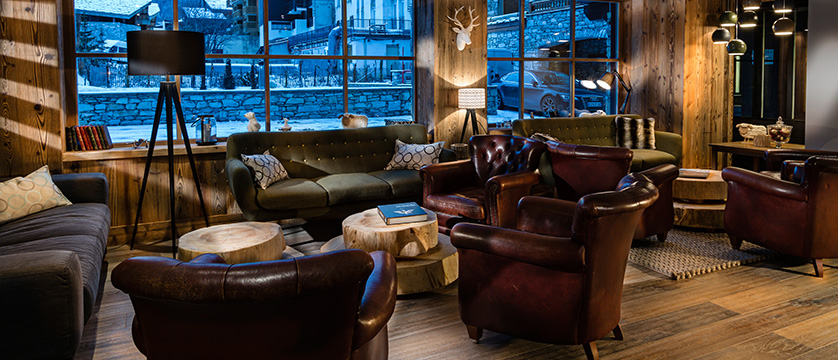 Kandahar lounge